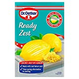 Dr Oetker Lemon Ready Zest 3 x 6g