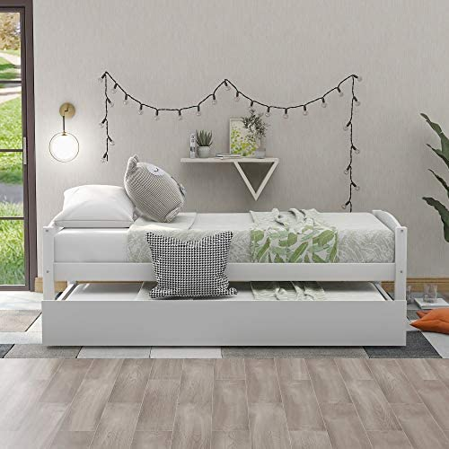 SOFTSEA Wooden Twin Size Daybed