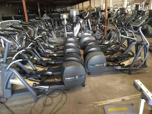 Amazon.com : Precor EFX 556 Elliptical : Elliptical Trainers : Sports & Outdoors