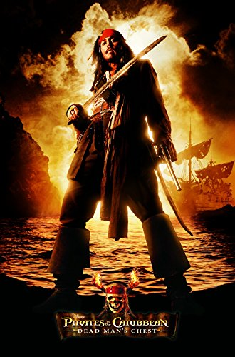 Trends International Pirates of The Carribbean 2 Jack Wall Poster 22.375