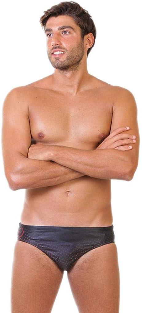 Men/'s Water Polo Swimsuit Men/'s Active Swimwear Swim Briefs Zumo Swim USA Chevron Men/'s Athletic Swimwear