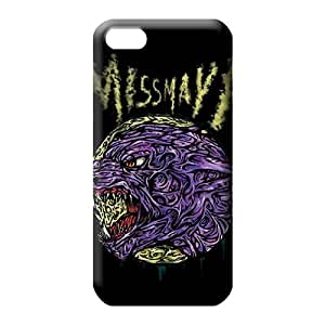 iphone 6 Classic shell Super Strong Pretty phone Cases Covers cell phone shells Miss May I Silicone Gel Cover. Fits