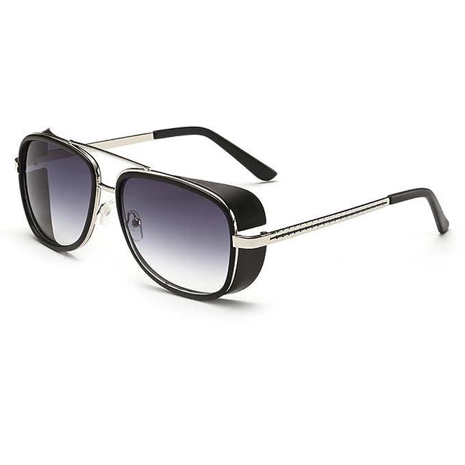 8557e22450 V House Men Women Sunglasses Iron Man Tony Driving Sunglasses Frog Mirror  Glasses C1