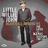 Heaven All Around Me ~ The Later King Sessions 1961-63