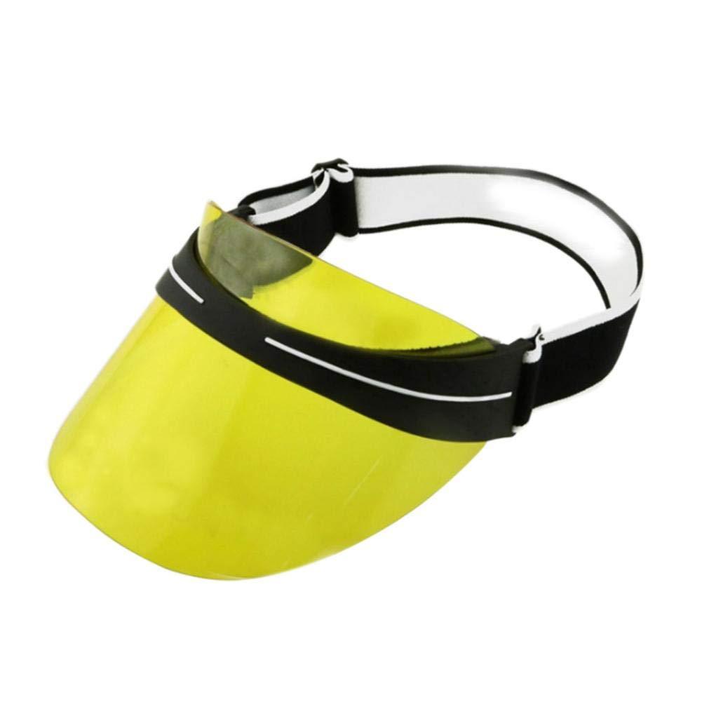 Lunettes de Soleil Chapeau de Lunettes de Soleil Style Bandeau Sanmubo Pare-Soleil pour Protection UV
