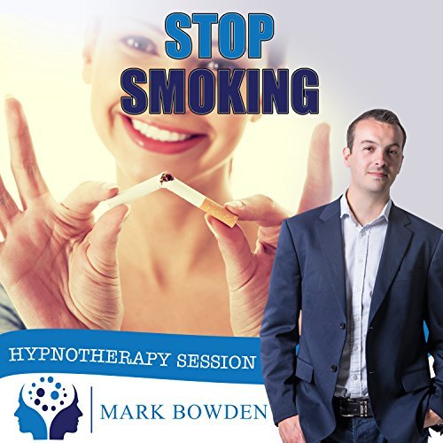Stop Smoking Self Hypnosis CD / MP3 and APP (3 IN 1 PURCHASE!) - With Smoking Cessation Hypnosis You Use the Power of Your Mind to Quit Smoking Cigarettes & Improve Your Health (The Best Way To Stop Smoking Cigarettes)