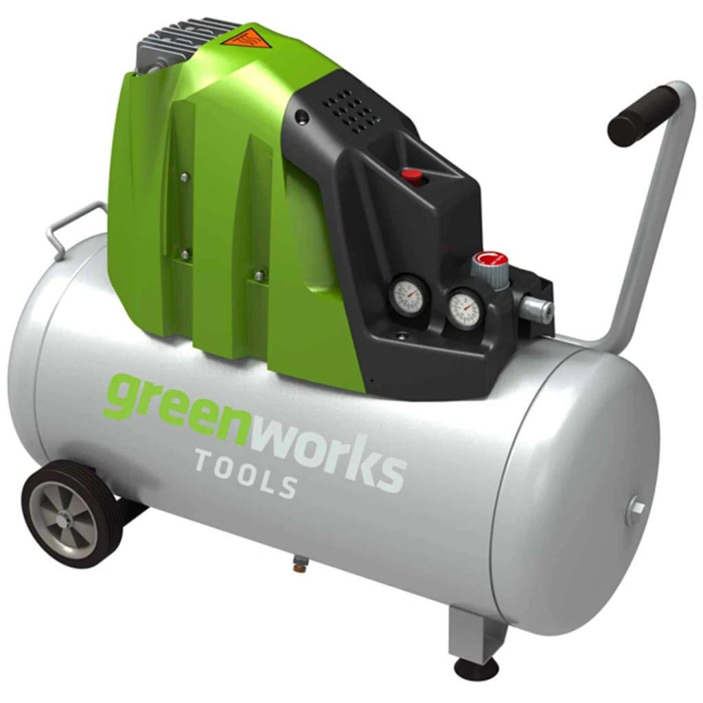 Greenworks 50L Compresor
