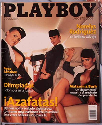 (Colombia Playboy Brand New August 2008 Hot Colombian Chicas)