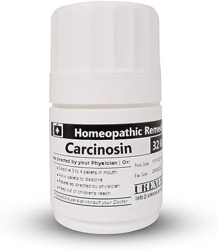 Amazon.com: Remedio homeopàtico carcinosinum 200 C en 32 ...