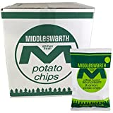 corn poppers chips - Middleswarth Kitchen Fresh Potato Chips Sour Cream & Onion Flavored- 3 LB. Box