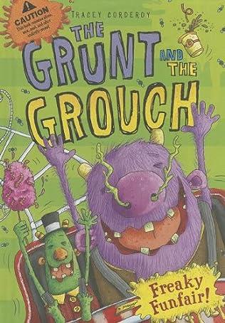 book cover of Freaky Funfair!