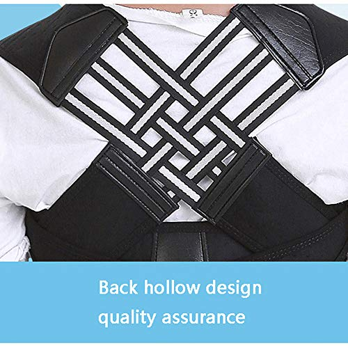 WBBJZBD Anti-Humpback Correction Belt, Invisible Treatment of The Spine for Boys and Girls, Correction of Back Artifacts, Hunchback Correction Clothing (Size : S) by WBBJZBD (Image #4)
