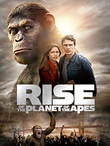 Rise Of The Planet of the Apes (Cast War Of The Planet Of The Apes)