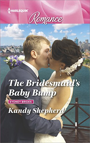 The Bridesmaid's Baby Bump by Kandy Shepherd