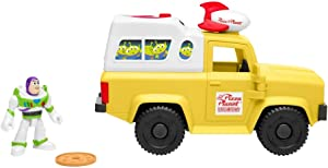 Fisher-Price Imaginext Toy Story Buzz Lightyear & Pizza Planet Truck