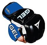 Amber Fight Gear MMA Gel Bag Gloves Regular