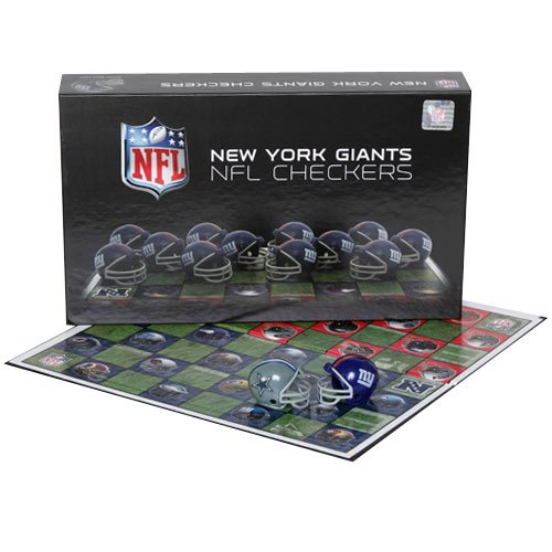 Rival Checkers (MLB Giants Vs Cowboys Rival Checkers)