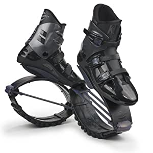 Kangoo Jumps boots XR3se All Black Medium Womens 7,8,9 Mens 6,7,8 by Kangoo Jumps