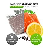 [2020 LATEST]Vacuum Sealer Bags for Food,8inx50