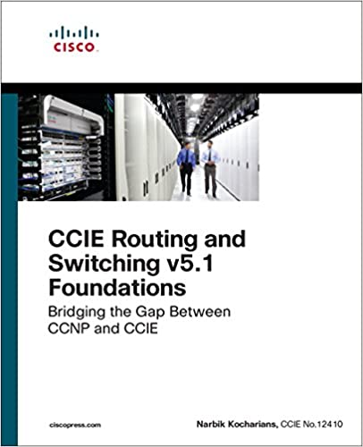 CCIE Routing and Switching v5.1 Foundations: Bridging the Gap ...
