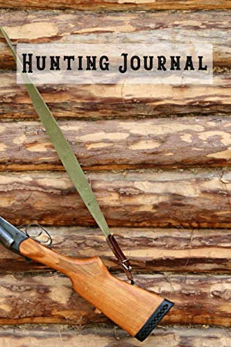 Hunting Journal: Compact hunting journal for all your hunt records - Hanging ()