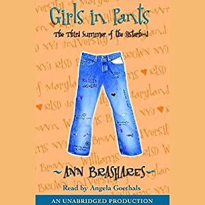 Girls in Pants Audiobook