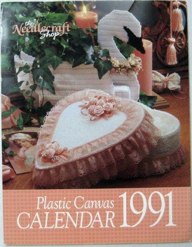 Plastic Canvas Calendar 1991 (12 Plastic Canvas Designs) (Plastic Calendar Canvas)