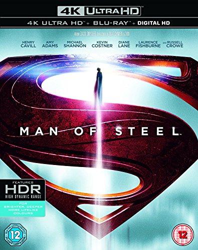 Man of Steel (4K Ultra HD Blu-ray) (Movie Man Of Steel)