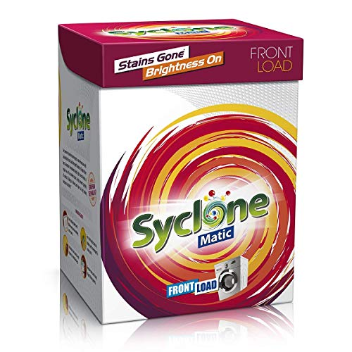 SycloneMaticFront Load Detergent Liquid – 2L