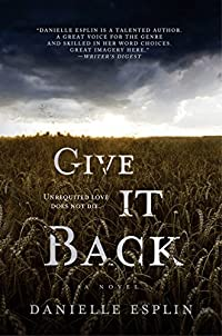 Give It Back by Danielle Esplin ebook deal