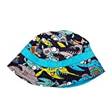 Circo Hat for Baby Boys Infants, Navy Blue with Sea Animals