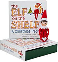 Elf on the Shelf: A Christmas Tradition (blue-eyed boy)