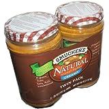 Smucker's Creamy Natural Peanut Butter, 26 oz, 2 pk