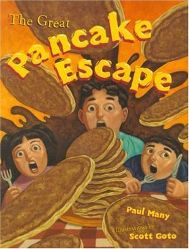 Great Pancake - The Great Pancake Escape