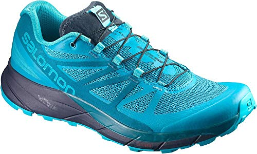 Ride deep Mujer De Para Trail Running Bl navy W Zapatillas Salomon Bluebird 0 Sense Lagoon CPnxBqw15