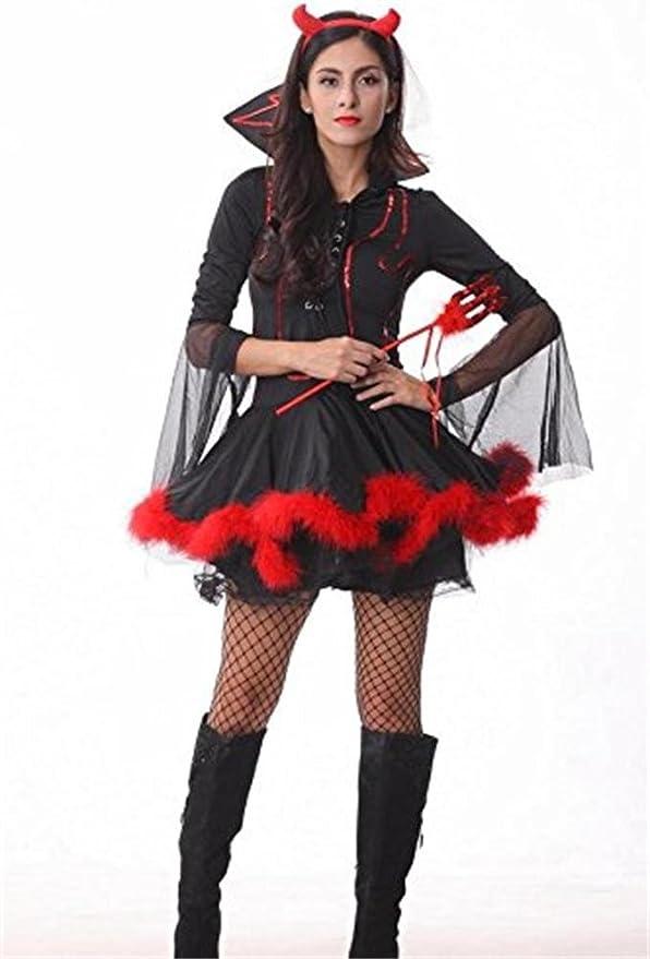 Lencería Sexy, disfraces de Halloween, disfraces de bruja, traje ...