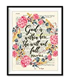 God Is Within Her, She Will Not Fall, Psalm