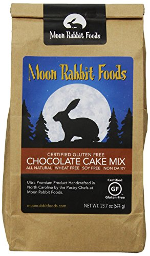 (Moon Rabbit Gluten Free Ultimate Chocolate Cake Mix, 23.7-Ounce)