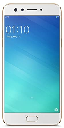 Oppo F3 (Gold) Smartphones at amazon