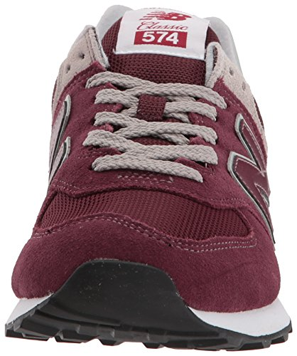 Femme Er Balance Baskets burgundy white New Rouge Wl574v2 vzntxWn0