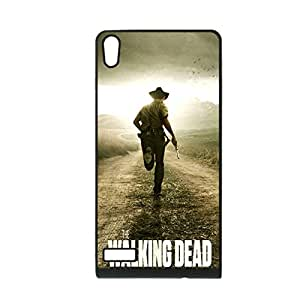 Generic Quilted Phone Cases For Girls With Walking Dead For Huawei P6 Choose Design 1