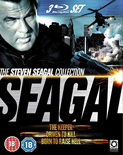 Seagal Collection - Driven To Kill/Keeper, The/Born To Raise Hell [Blu-ray]