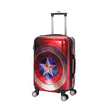 Amazon.com: Estuche para maleta de equipaje de Capitán ...
