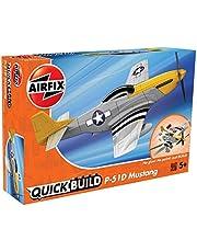 Airfix Quickbuild P-51D Mustang Plastic Model Kit