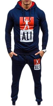 BingSai Basic Activewear - Chándal Deportivo para Hombre 1 M ...