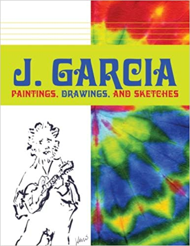 J Garcia Paintings Drawings And Sketches Jerry Garcia