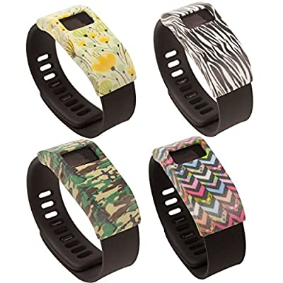 Personalize Band Cover for Fitbit Charge HR Wristband - Sleeve Case