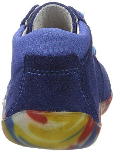 Charlie Garçon Bleu 151 Bleu Marche Chaussures Tinte Ricosta Bébé Royal Uw61xxR