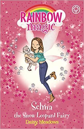 [By Daisy Meadows] Rainbow Magic: Selma the Snow Leopard Fairy (Paperback)【2018】by Daisy Meadows (Author) (Paperback)