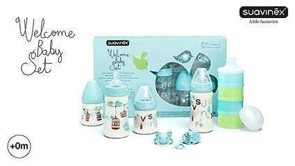 Suavinex bienvenido Baby Set